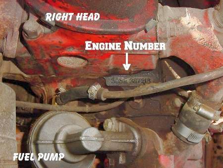 Gmc Big Block V6 V8 Amp V12 Engine Data